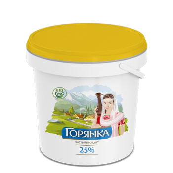 "МСП с ЗМЖ ""Горянка"" 25%"